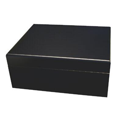 Doutníkový Humidor Set černý