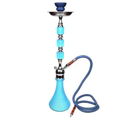 Vodní dýmka Neon 63cm modrá
