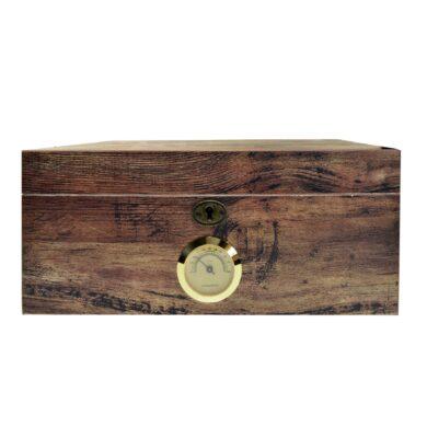 Humidor na doutníky Antic Wood