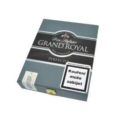 Doutníky Don Stefano Grand Royal Perfecto, 5ks