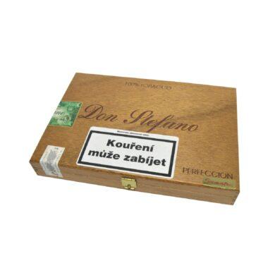 Doutníky Don Stefano Perfeccion Sumatra, 10ks