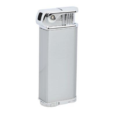 Dýmkový zapalovač Eurojet Smart, stříbrný