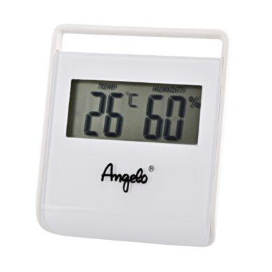 Vlhkoměr Angelo, 75x65x10mm, digitální(921390)