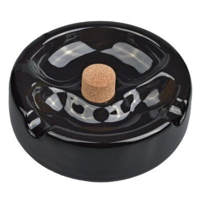 Dýmkový a doutníkový popelník keramický(411040)