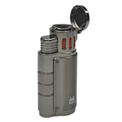 Doutníkový zapalovač Winjet Escape, šedý