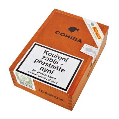 Doutníky Cohiba Siglo VI, 10ks