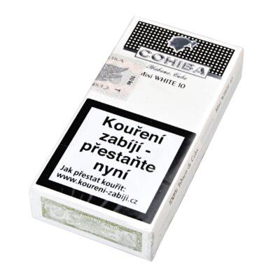 Doutníky Cohiba Mini White, 10ks