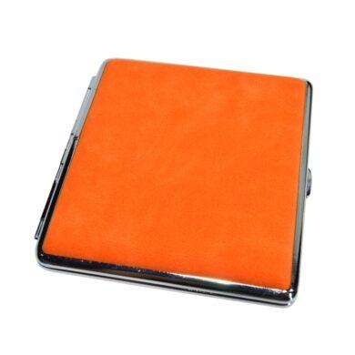 Cigaretové pouzdro Angelo oranžové, 20cig.(801410)