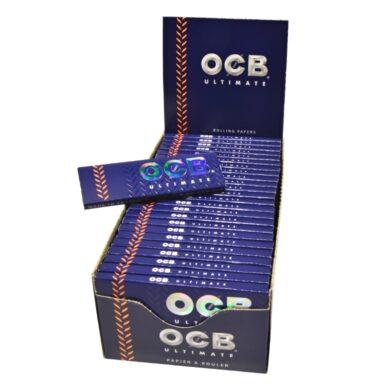 Cigaretové papírky OCB Ultimate Single(088000)