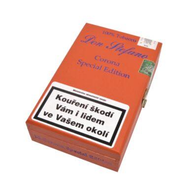 Doutníky Don Stefano Corona Special Edition, 10ks