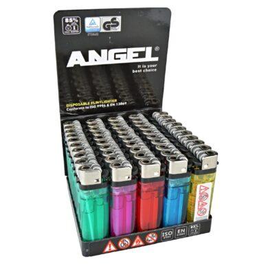 Zapalovač Angel jednorázový(203000)