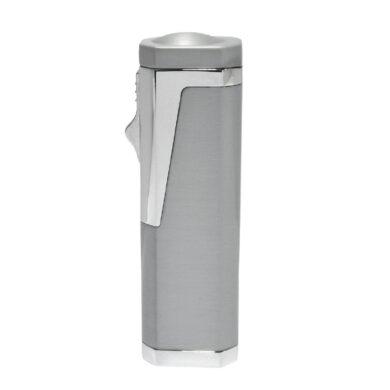 Doutníkový zapalovač Eurojet Rio, sříbrný