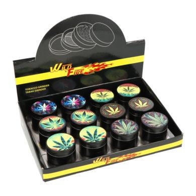 Drtič tabáku Mix, kovový(31138)