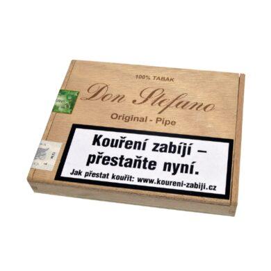 Doutníky Don Stefano Pipe Original, 12ks
