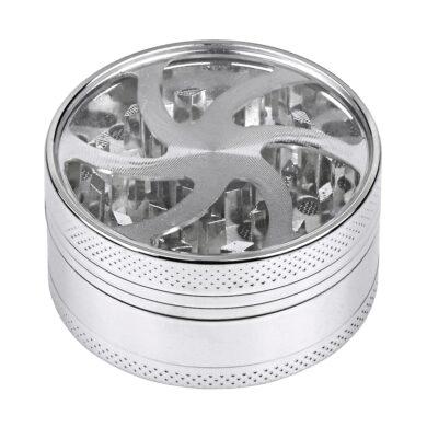 Drtič tabáku Wheel, kovový(660221)