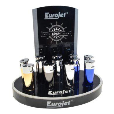 Zapalovač Eurojet Donna, metalický(260007)