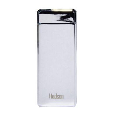 USB zapalovač Hadson Percy Arc, el. oblouk, chrom