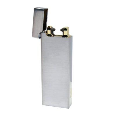 USB zapalovač Hadson Allegro Arc, el. oblouk, chrom