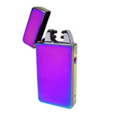 USB zapalovač Hadson Anemoi Arc, el. oblouk, duhový