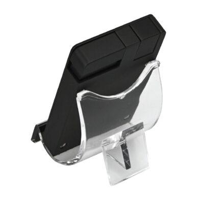 Tryskový zapalovač Porsche Design P3639, černý