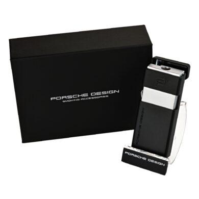 Tryskový zapalovač Porsche Design P3642, černý