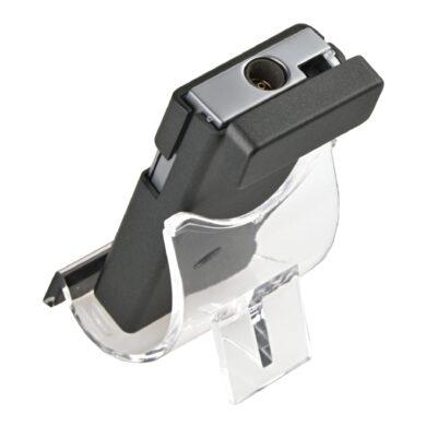 Tryskový zapalovač Porsche Design P3642, šedý