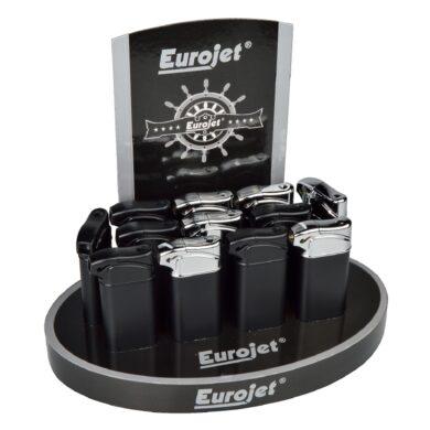 Dýmkový zapalovač Eurojet, 12ks(260251)