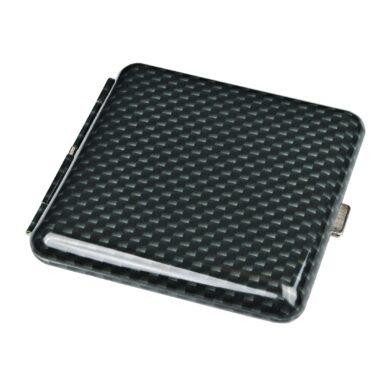Cigaretové pouzdro Angelo Carbon Cubes, 20cig.(800044)