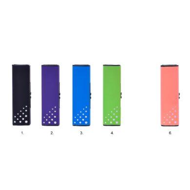 USB zapalovač Champ Dots, 12mix
