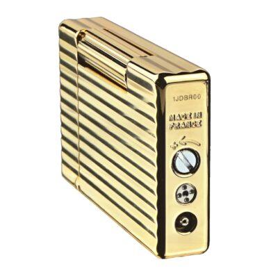Zapalovač S.T. Dupont Initial Line, zlatý