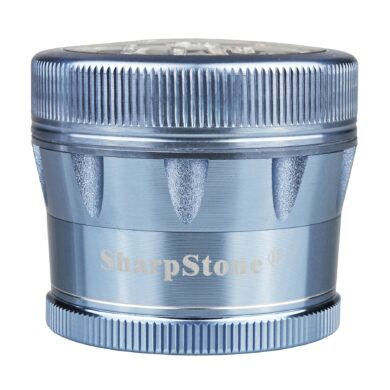 Drtič tabáku ALU Sharp Stone Blue, 53mm