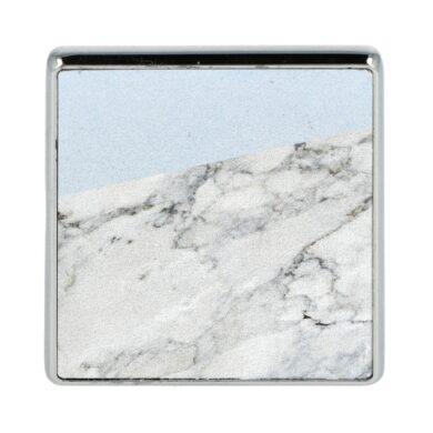 USB zapalovač Silver Match Alperton, 6mix.(674239)