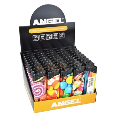 Zapalovač Angel Piezo Sweets  (204245)
