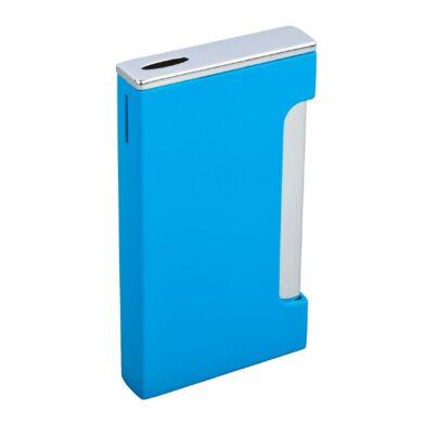 Tryskový zapalovač Hadson Lucca, modrý