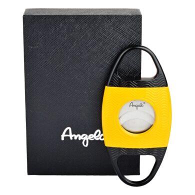Doutníkový ořezávač Angelo 50000, černožlutý