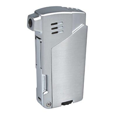 Dýmkový zapalovač Winjet Bernardo, stříbrný