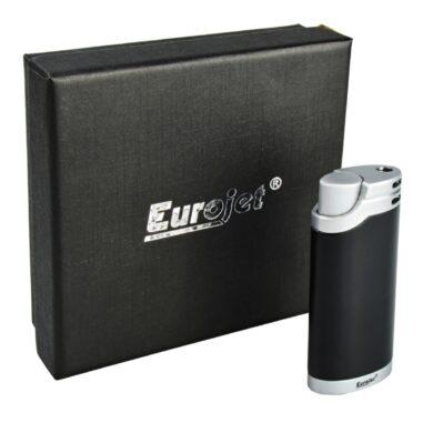 Zapalovač Eurojet Taipeh černý