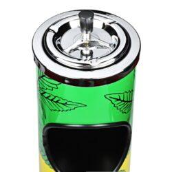 Venkovní popelník - odpadkový koš Hanf, 60cm(404070)