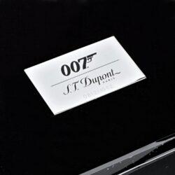Zapalovač S.T. DuPont Ligne2 James Bond 007 Palladium, LE 1962(261669)