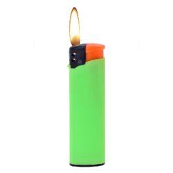 Zapalovač Prof Piezo Color Rubber(804219)