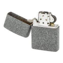 Zapalovač Zippo Iron Stone, matný(Z 143920)