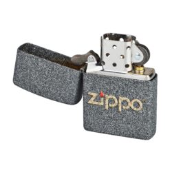 Zapalovač Zippo Snakeskin Logo, matný(Z 170340)