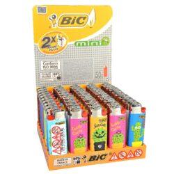 Zapalovač BIC J25 Kaktus-Plynový kamínkový zapalovač. Zapalovač nejde opět naplnit. Prodej pouze po celém balení (displej) 50 ks. Výška zapalovače 6cm.
