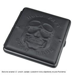 Cigaretové pouzdro Skull 8mix, 20cig.(21017)