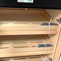 Humidor na doutníky Angelo Black skříňový(920007)