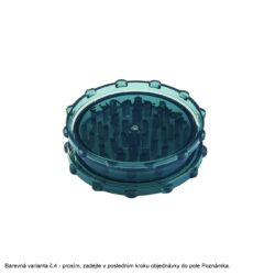 Drtič na tabák plastový Champ High 75mm, 6mix(506126)