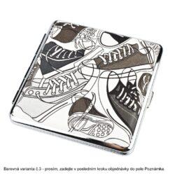 Cigaretové pouzdro Wildfire Shoes, 20cig.(06487)