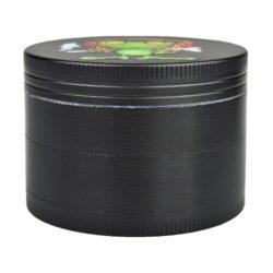 Drtič tabáku kovový WildFire Animals 50mm, 6mix(31219)