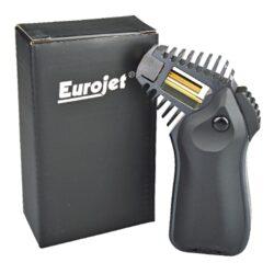 Doutníkový zapalovač Eurojet Cosmo Jet černý(270013)