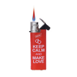 Zapalovač PROF Turbo Keep Calm(804293)